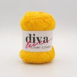 Пряжа Etamin Diva желтый 005