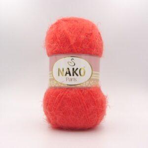 Пряжа Nako Paris 11271 коралл