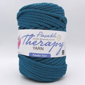 Шнур для вязания Therapy Yarn Pasakli петроль