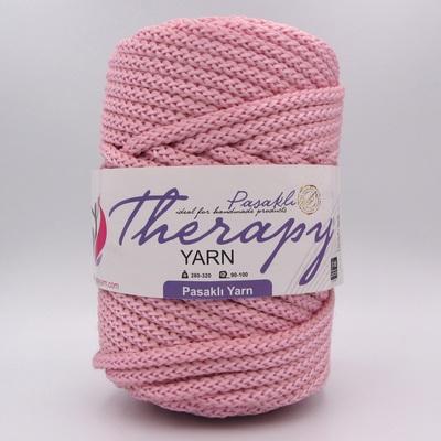 Шнур для вязания Therapy Yarn Pasakli розовый