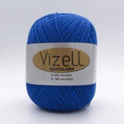 Пряжа Vizell Raksalana 531 электрик