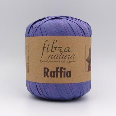 Пряжа Fibranatura Raffia сирень 116-08