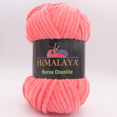 Пряжа Himalaya Bursa Chenille коралл