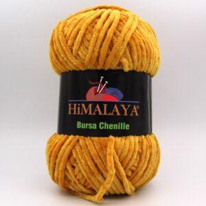 Пряжа Himalaya Bursa Chenille горчичный