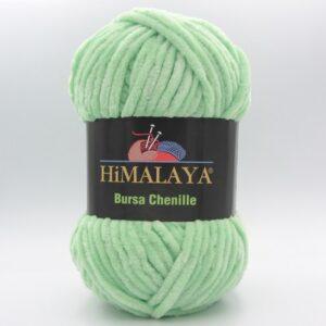 Пряжа плюшевая Himalaya Bursa Chenille мята