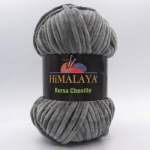 Пряжа Himalaya Bursa Chenille серый