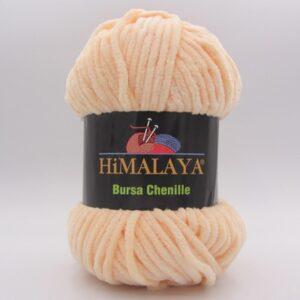 Пряжа плюшевая Himalaya Bursa Chenille нежный персик