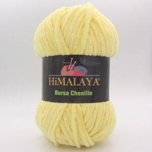 Пряжа Himalaya Bursa Chenille желтый
