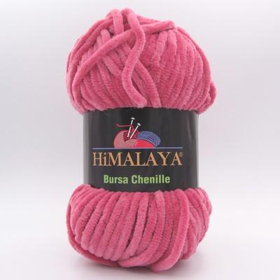 Пряжа плюшевая Himalaya Bursa Chenille фрезовый