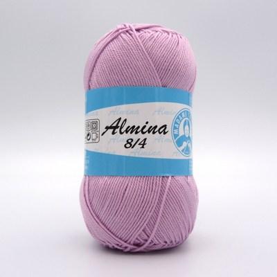 Пряжа Madame Tricote Almina 5049 сирень
