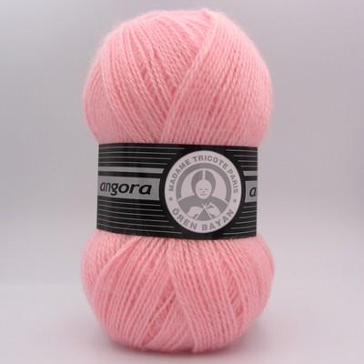 Пряжа Madame Tricote Angora 039 розовый