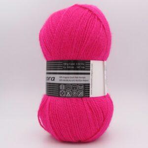 Пряжа Madame Tricote Angora 044 малиновый