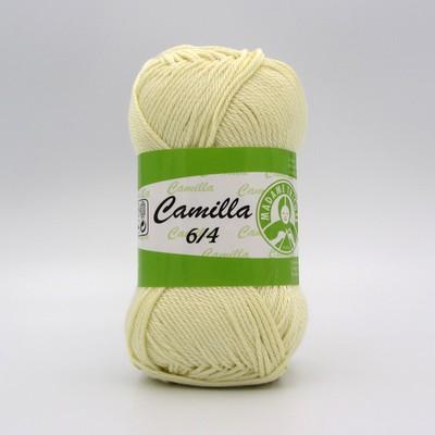 Пряжа Madame Tricote Camilla 5047 светло-салатовый