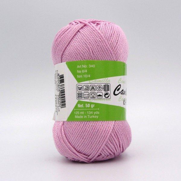Пряжа Madame Tricote Camilla 5049 сирень
