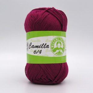 Пряжа Madame Tricote Camilla 5199 бордо