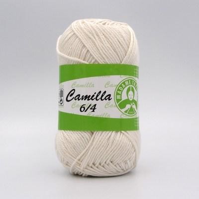 Пряжа Madame Tricote Camilla 5306 молочный