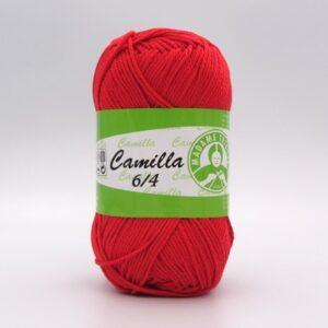 Пряжа Madame Tricote Camilla 5319 красный