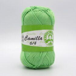 Пряжа Madame Tricote Camilla 5330 салатовый