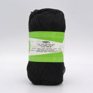Пряжа Madame Tricote Camilla 9999 черный
