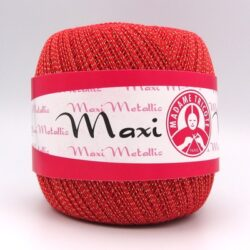 Пряжа Madame Tricote Maxi Metallik 26328
