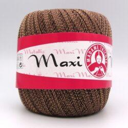 Пряжа Madame Tricote Maxi Metallik 2655