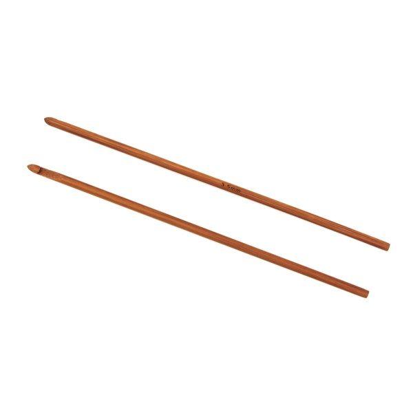 Крючок для вязания бамбуковый без ручки 3.5