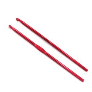 Крючок для вязания металлический без ручки 4.0