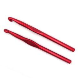 Крючок для вязания металлический без ручки 8.0