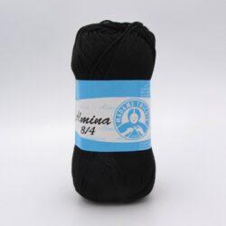 Пряжа Madame Tricote Almina 999 черный