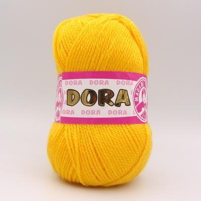 Пряжа Madame Tricote Dora 029 желтый