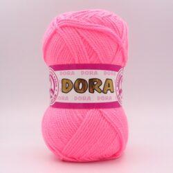 Пряжа Madame Tricote Dora 040 розовый
