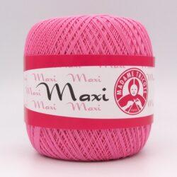 Пряжа Madame Tricote Maxi 5001 ярко-розовый