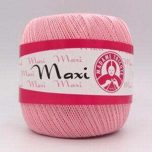 Пряжа Madame Tricote Maxi 6313 нежно-розовый