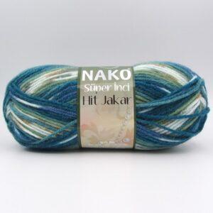 Пряжа Nako Super Inci Hit Jakar 81181