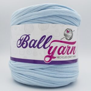 Трикотажная пряжа Ball Yarn нежно-голубой