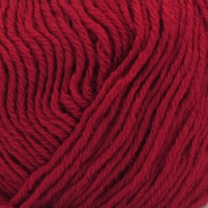 Пряжа Madame Tricote Cashmere Gold 034 темно-красный