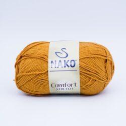 Пряжа Nako Comfort Stretch 518 терракотовый