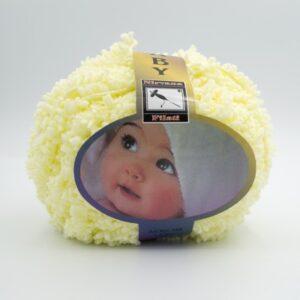 Пряжа Baby Mahra Filati лимонный 500