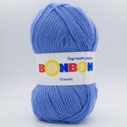 Пряжа Nako Bonbon Classic 98236 голубой