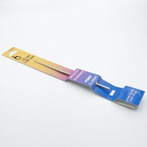 Крючок для вязания Pony 58674 металлический без ручки 1.5 мм 12 см