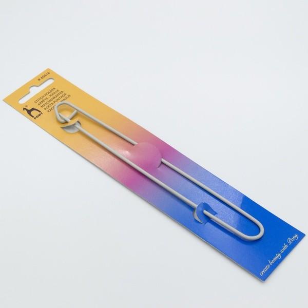 Булавка для вязания большая 17 см Pony 60616