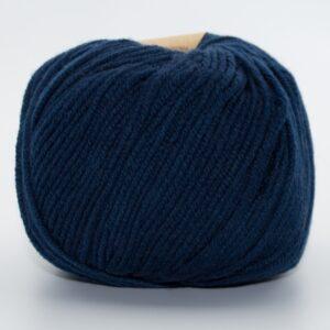 Пряжа Fibranatura Dona 106-25 темно-синий