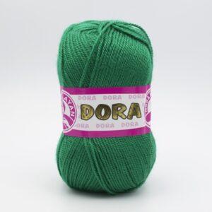 Пряжа Madame Tricote Dora 070 зеленый