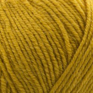 Пряжа Madame Tricote Merino Gold 200 115 горчичный