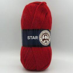 Пряжа Madame Tricote Star 033 красный