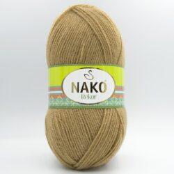 Пряжа Nako Rekor 221 беж