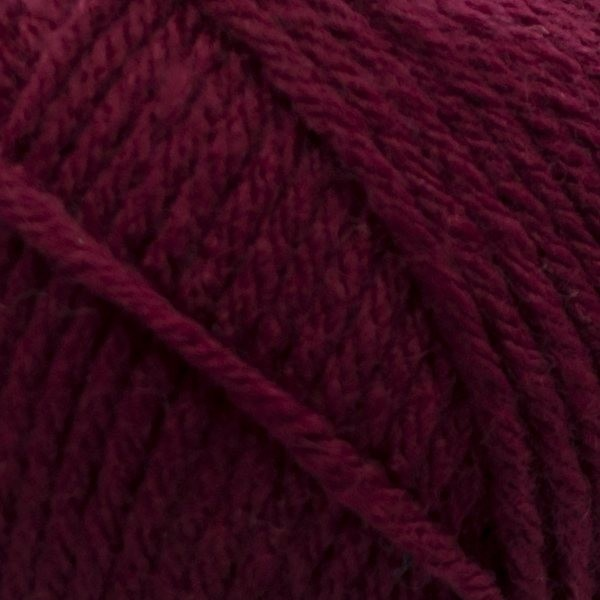 Пряжа Nako Sport Wool 6592 бордо
