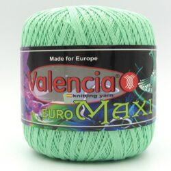 Пряжа Valencia Euro Maxi 701 салатовый