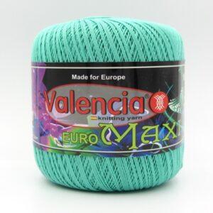 Пряжа Valencia Euro Maxi 702 бирюза