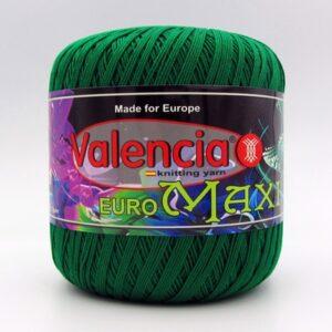 Пряжа Valencia Euro Maxi 706 зеленый